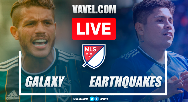 Goals and highlights: LA Galaxy 1-2 San Jose Earthquakes in MLS 2021