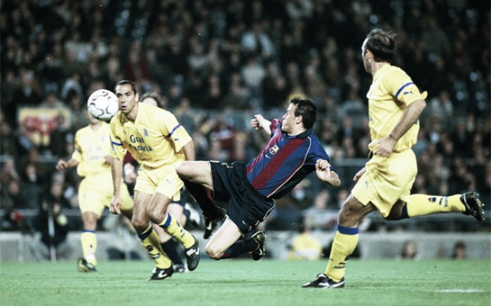 Los precedentes: UD Las Palmas- FC Barcelona