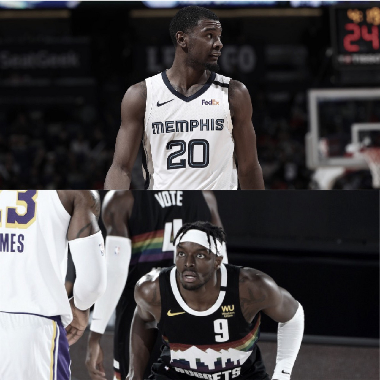 Jackson & Grant Pick Detroit
