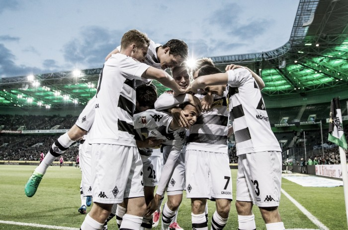Com gol de jovem promessa eslovaca, Gladbach bate Hertha e respira na Bundesliga
