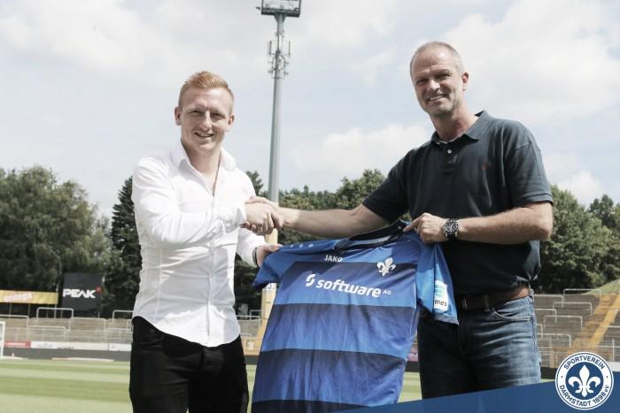 Werder Bremen empresta meio-campista húngaro Laszlo Kleinheisler ao Darmstadt