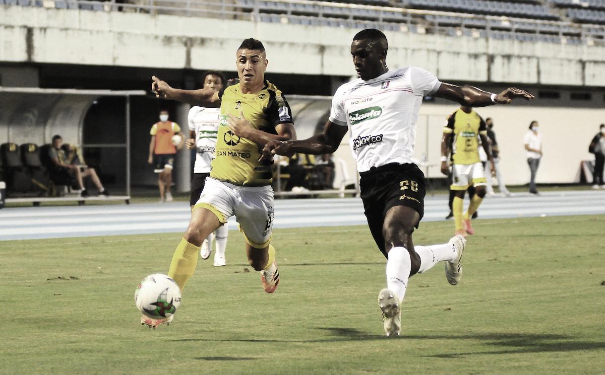 Puntuaciones en Once Caldas tras el empate frente a Alianza Petrolera