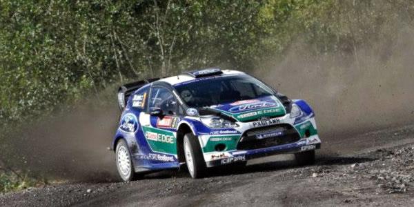 Latvala sigue líder tras la segunda jornada del Rally de Gales