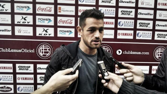 """Lautaro Acosta: """"Tenemos que hacer nuestro juego y aplicar nuestra idea"""""""