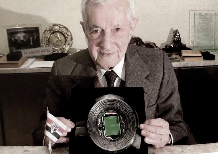 Ex-presidente do São Paulo, Laudo Natel morre aos 99 anos