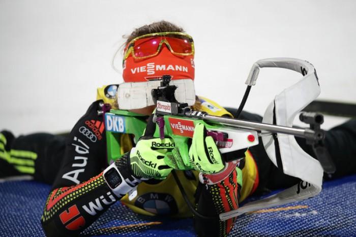 Biathlon - PyeongChang, Inseguimento femminile: assolo di Dahlmeier, Makarainen è seconda