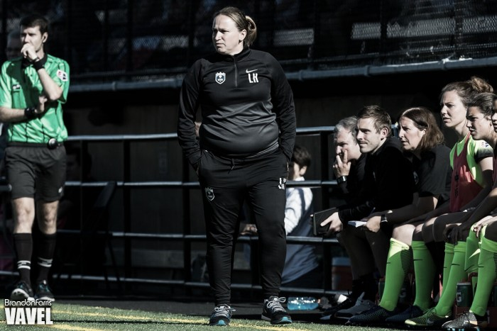Seattle Reign re-sign Laura Harvey through 2020 NWSL season