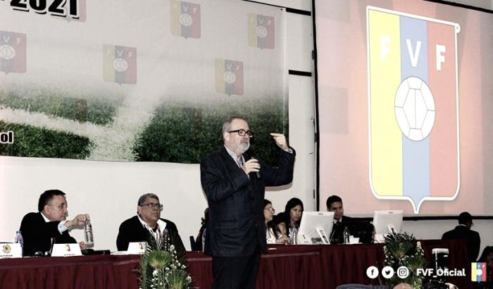 Laureano González electo Presidente de la Federación Venezolana de Fútbol