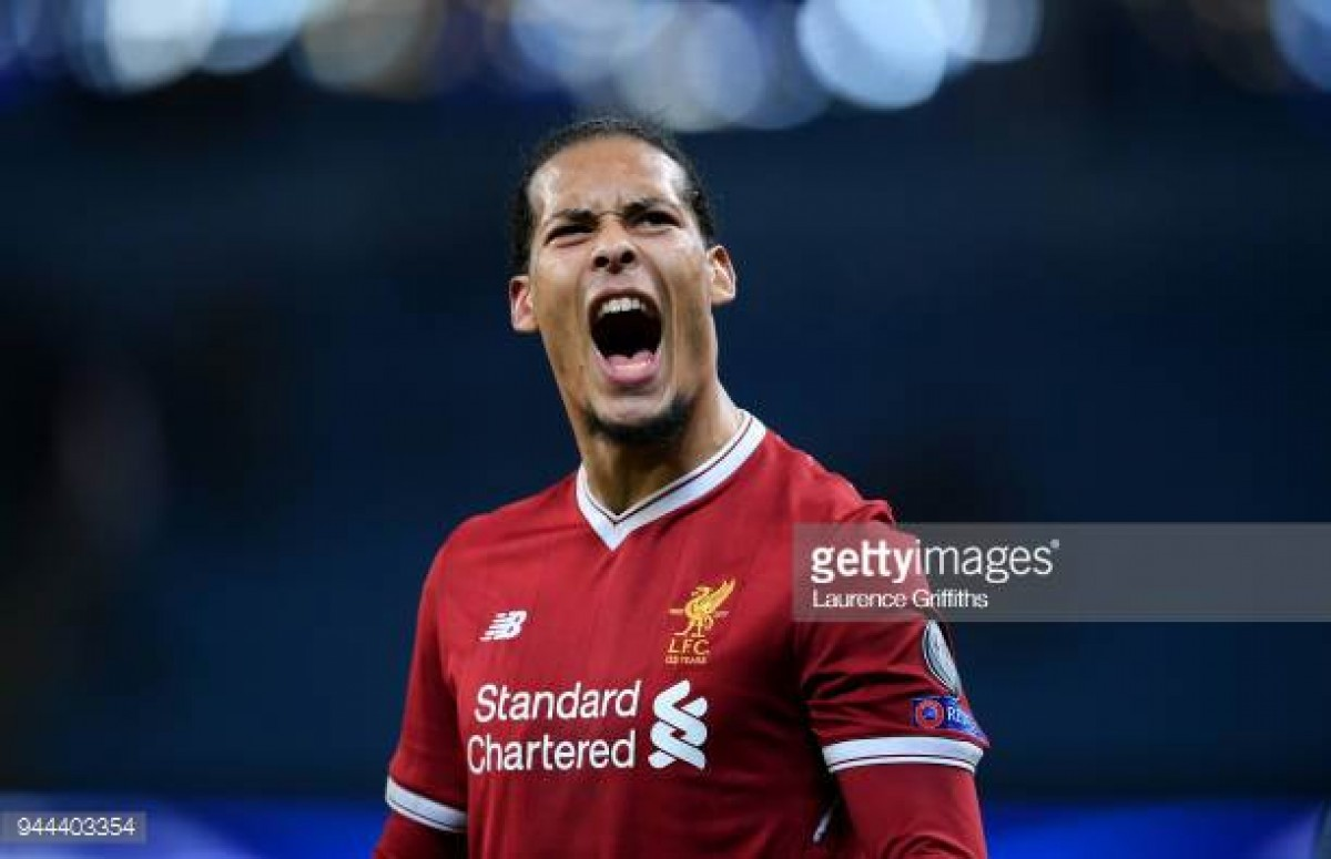Virgil van Dijk annoyed at West Brom collapse but vows Roma will be different