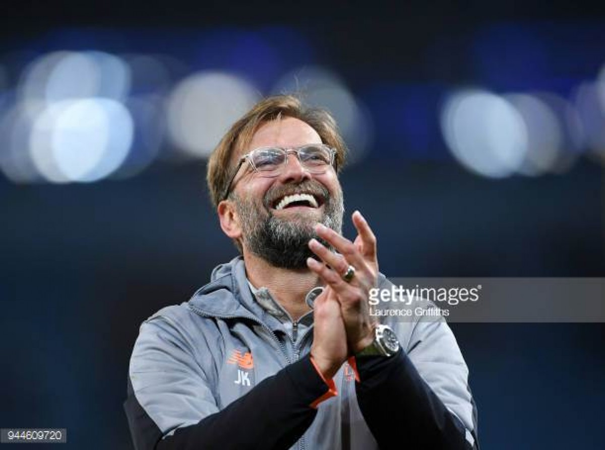 Jürgen Klopp named the best manager in the world by German site Kicker