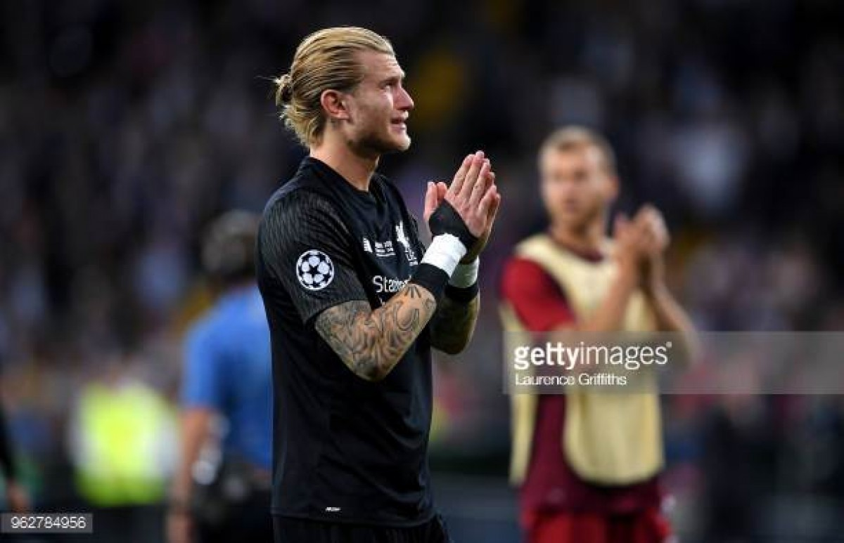 Scans confirm Loris Karius suffered concussion during Champions League final nightmare