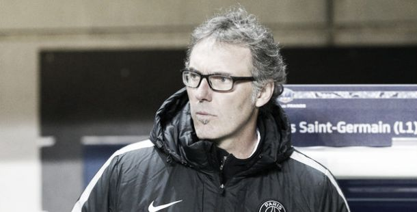 Laurent Blanc elogia desempenho e boa atuação fora de casa do PSG