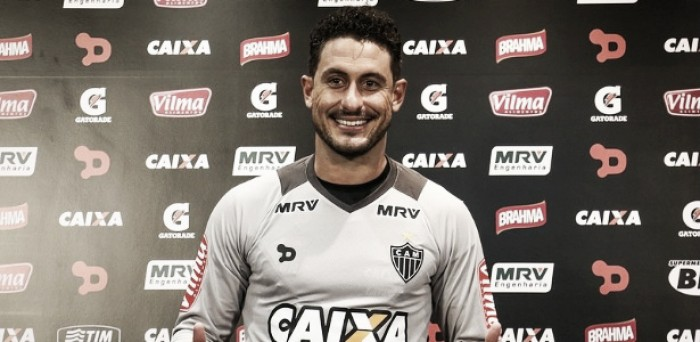 Sem estrear, goleiro Lauro rescinde com o Atlético-MG e acerta com Ceará
