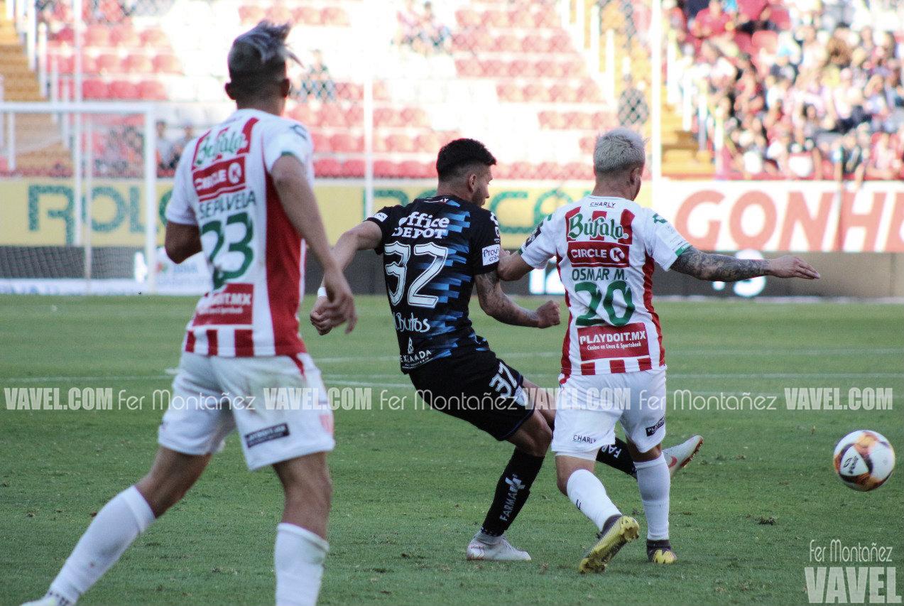 Con empate, Necaxa y Pachuca se acercan a la Liguilla