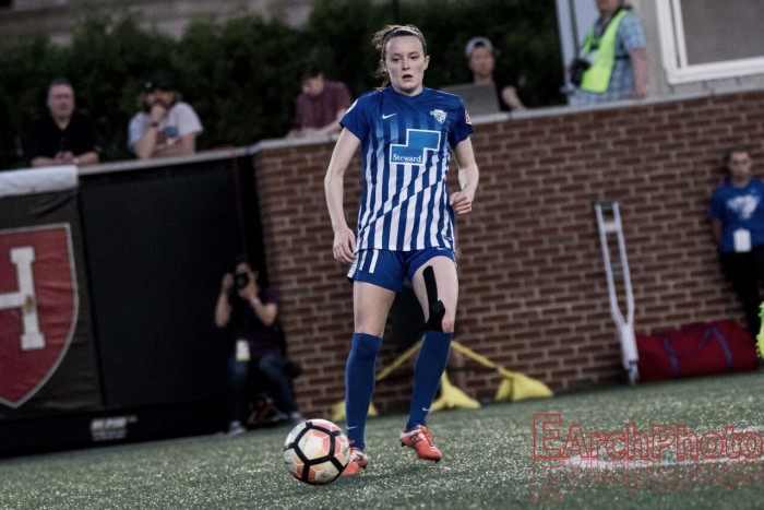 Rose Lavelle named NWSL Player of the Month