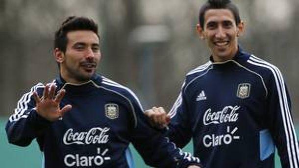 Argentina; Lavezzi e Di Maria saltano test antidoping