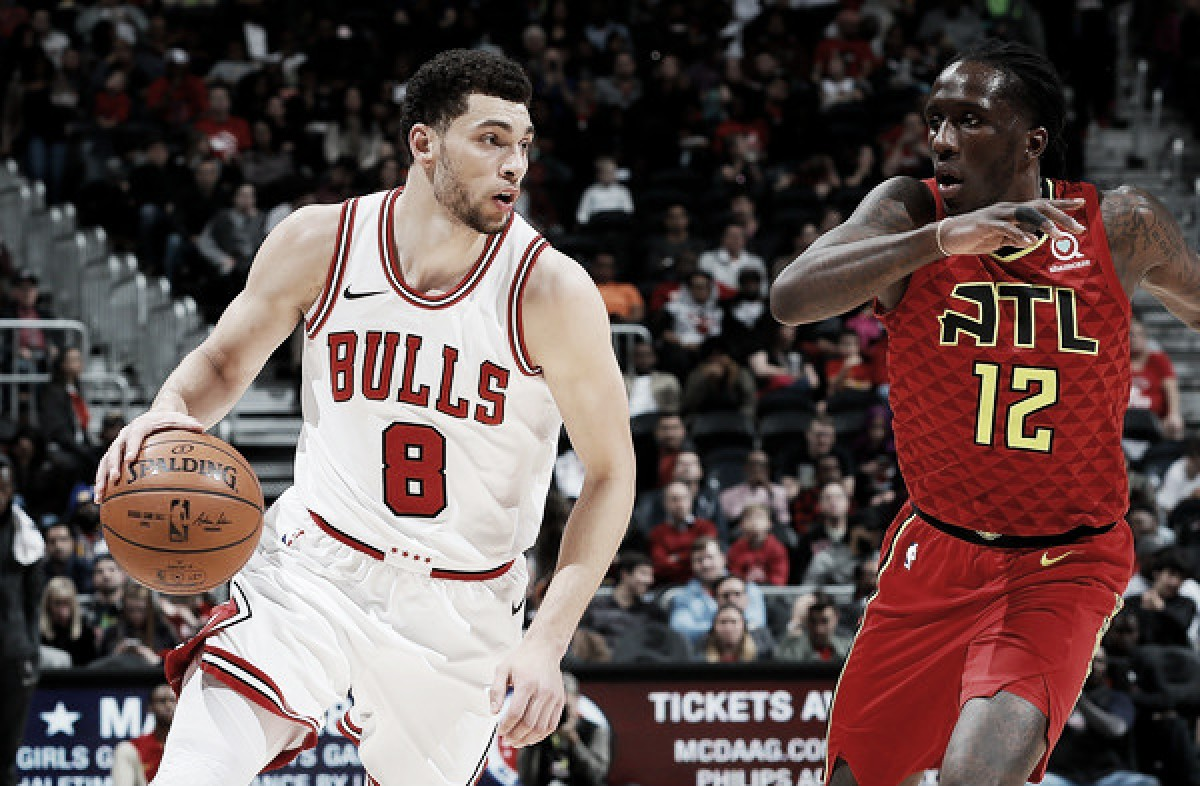 Report: Sacramento Kings sign Zach LaVine to offer sheet, Chicago Bulls decide to match