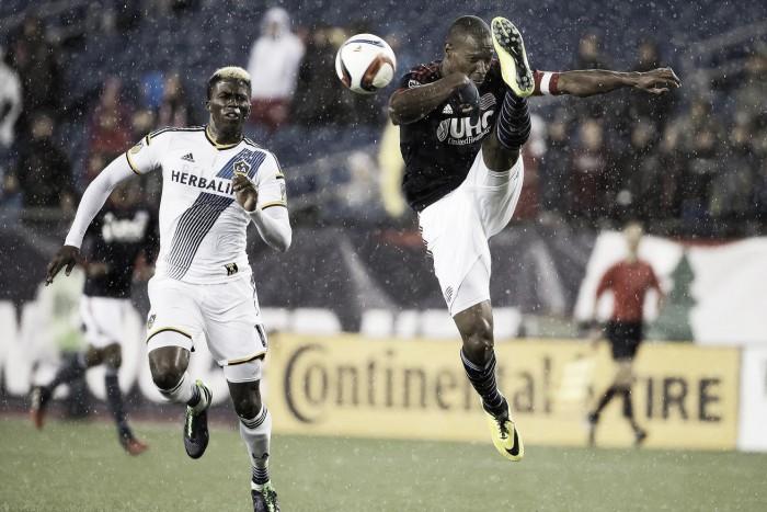 Result Los Angeles Galaxy 4-2 New England Revolution in 2016 MLS