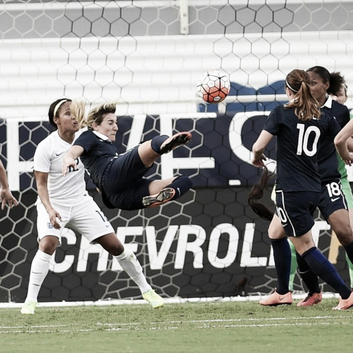 France 0-0 England: Lionesses finish third in SheBelieves Cup