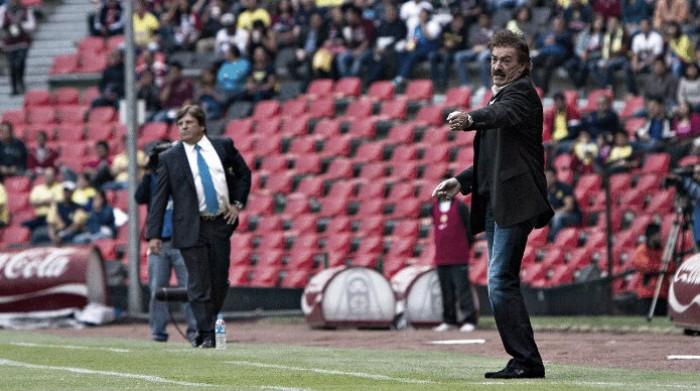 "Ricardo La Volpe: ""Esto se gana con goles"""