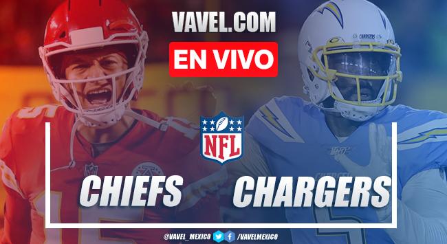 Resumen y Touchdowns del Kansas City Chiefs 23-20 Los Ángeles Chargers en la semana 2 de la NFL 2020