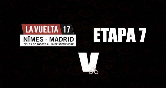 La juventud de Mohoric se impuso en la séptima etapa de la Vuelta a España