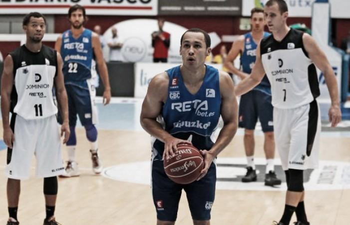 Las notas del RETAbet Gipuzkoa Basket: Andrew Lawrence