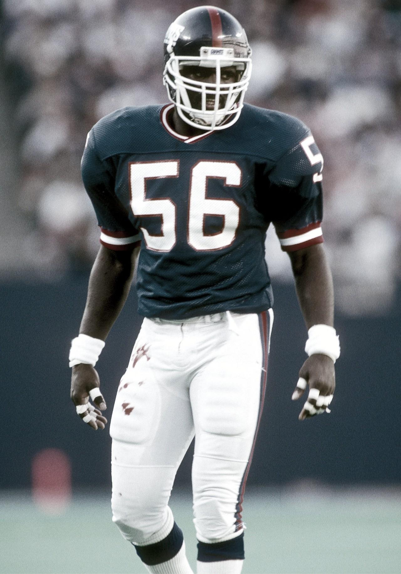 Leyenda New York Giants: Lawrence Taylor