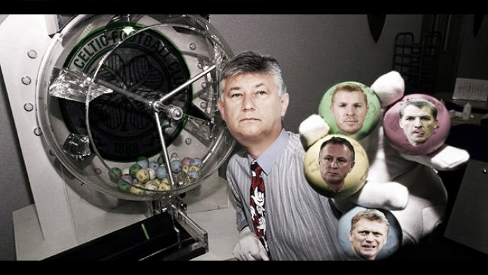 Who will Peter Lawwell decide to be the next boss? | Connor Gordon