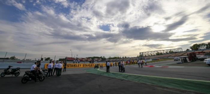 Barcellona, cambia il layout del circuito per il Motomondiale