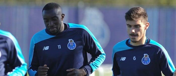 FC Porto: 4 internacionais de volta ao Olival