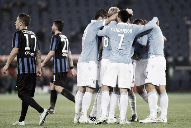 Diretta Atalanta - Lazio, live risultato partita Serie A (1-1)