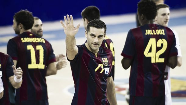 El Barça le canta las cuarenta al Naturhouse