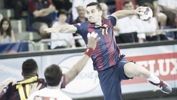 El Wisla Plock apretó las tuercas pero no pudo con el Barça