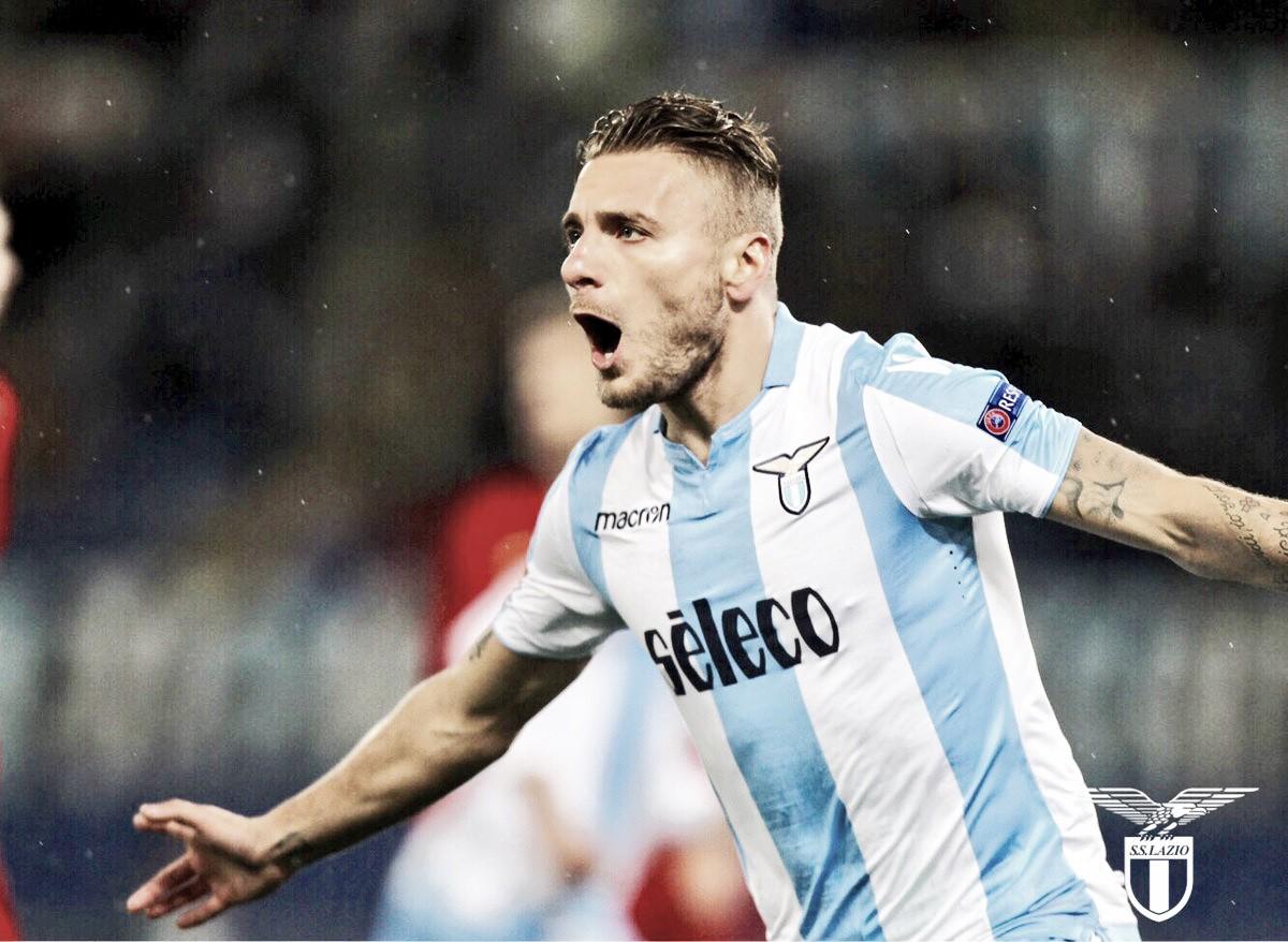 Lazio atropela Steaua com atuações inspiradas de Immobile e Felipe Anderson e avança na UEL