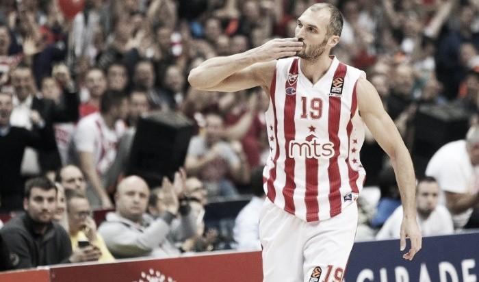 Eurolega - La Stella Rossa torna alla vittoria annientando il Galatasaray (77-58)