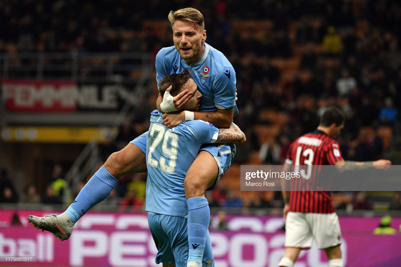 AC Milan 1-2 Lazio: The Biancocelesti finally win at the Giuseppe Meazza since 1989