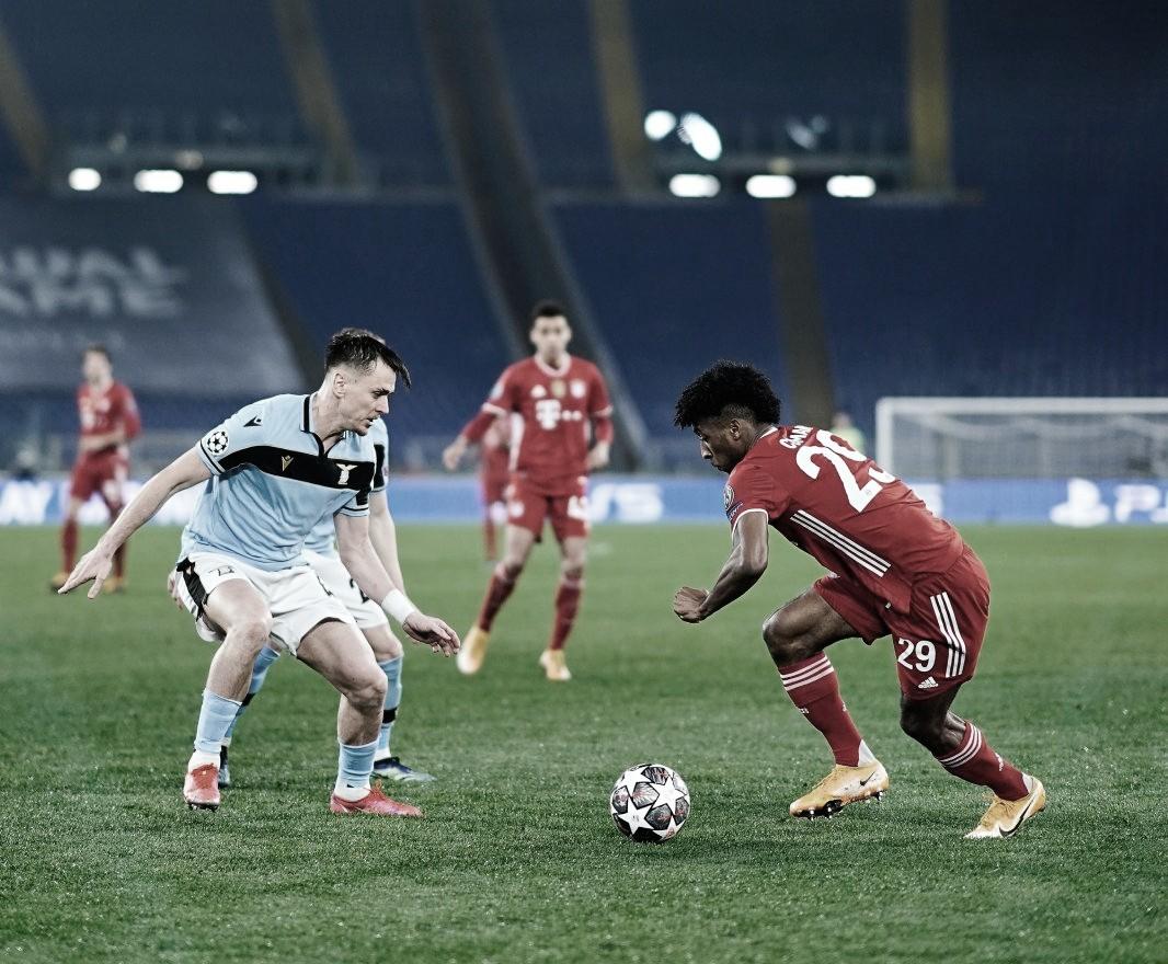 Simone Inzaghi joga toalha, mas reclama de pênalti em goleada do Bayern