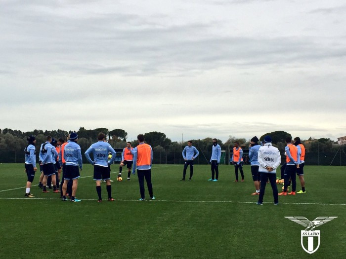 Lazio, Inzaghi sorride: tutti a disposizione per il derby