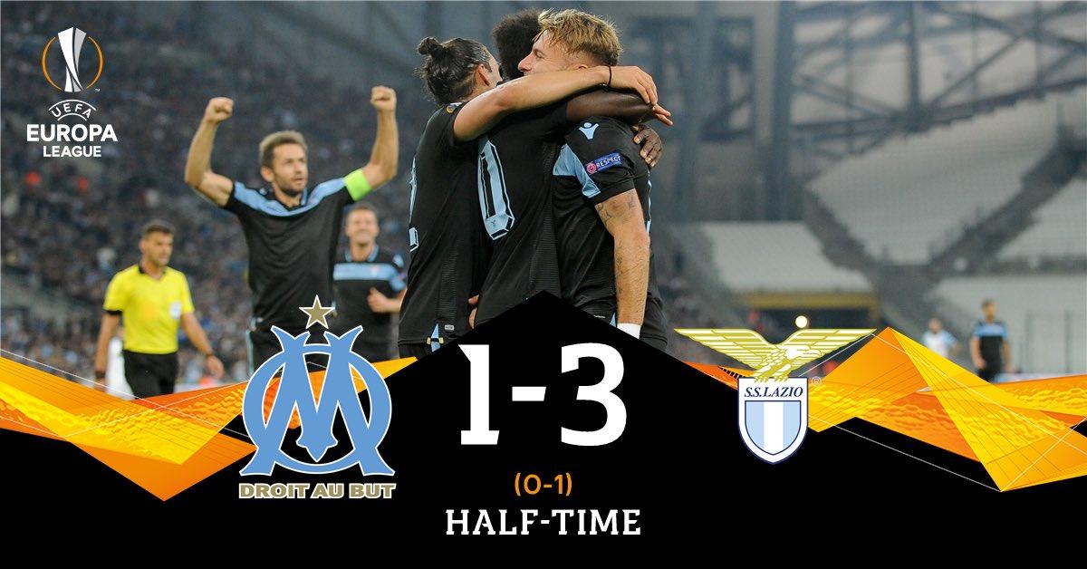 Europa League - La Lazio ottiene una vittoria fondamentale: espugnato il Vélodrome!