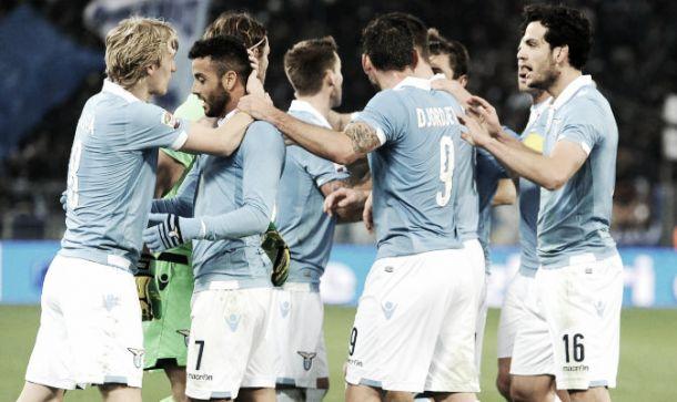 E' sprint Lazio nella corsa al terzo posto