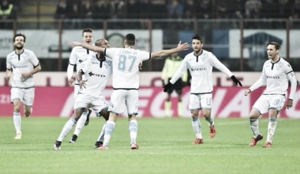 La Lazio batte un colpo