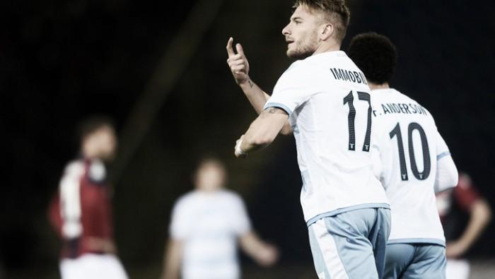 Serie A - La Lazio sbanca Bologna e sale al 4° posto: decide una doppietta di Immobile