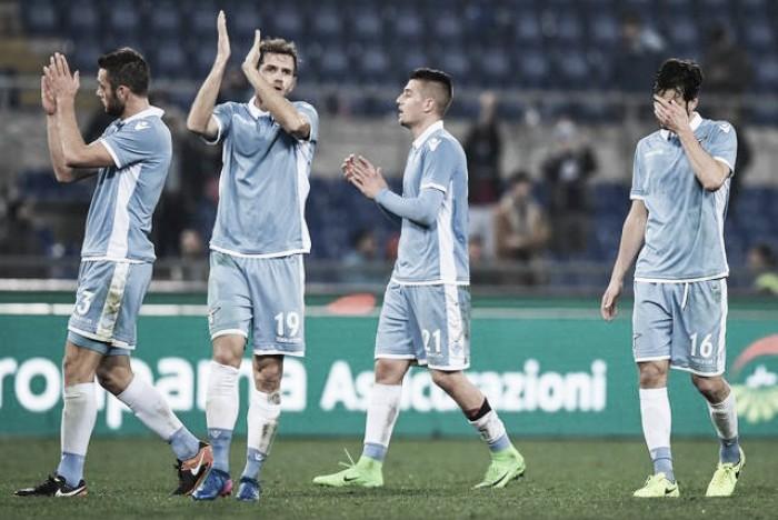 La Lazio fallisce un altro esame di maturità