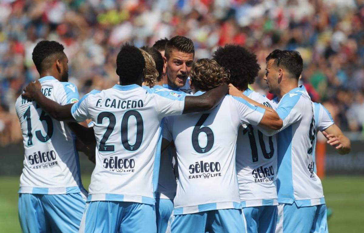 Serie A: il Crotone ferma la Lazio sul 2-2. Salvezza e Champions si decidono all'ultima tornata