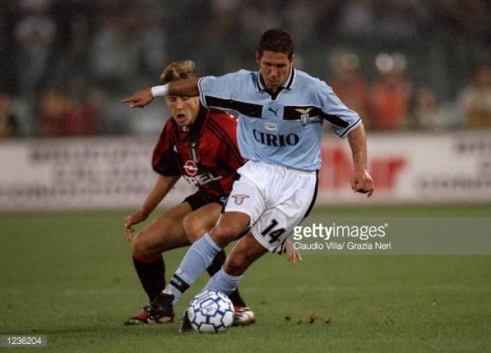Classic matches revisited: Lazio 4-4 AC Milan - a late 90s Serie A goalfest