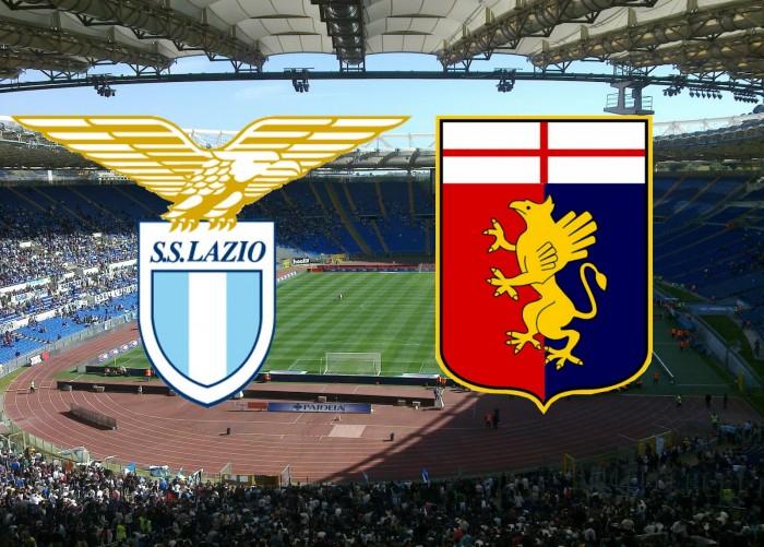 Coppa Italia 2016/17: le formazioni ufficiali di Lazio - Genoa