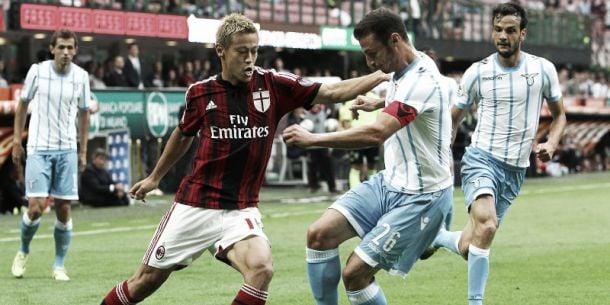 Verso Lazio - Milan: numeri e statistiche