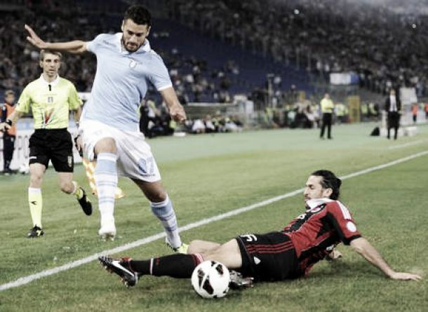 Diretta Lazio - Milan, risultati live Serie A