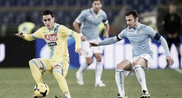 Lazio - Napoli alla mezza: a pranzo ci si gioca il terzo posto